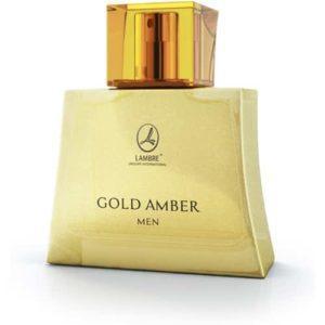 аромат Gold amber men