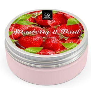 Крем Для Тела - Strawberry & Basil