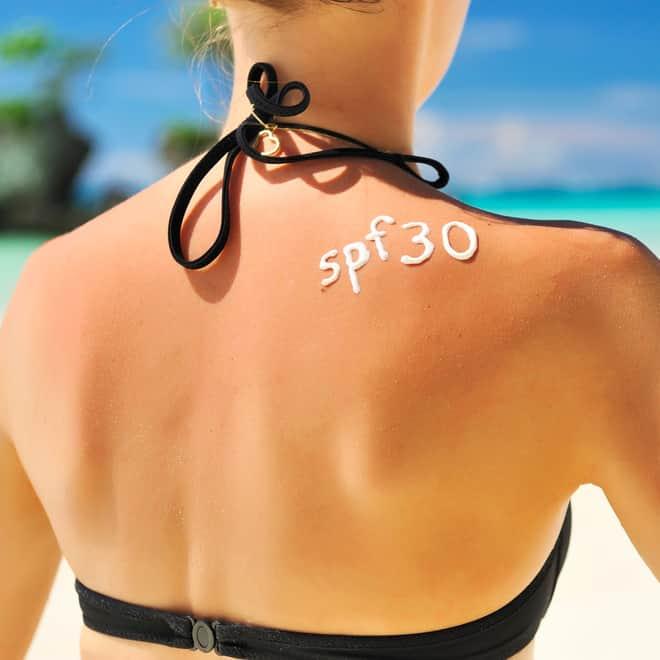 солнцезащитный крем spf30