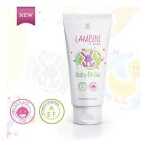 Гель-Масло Для Детей - Lambini Baby Oil Gel