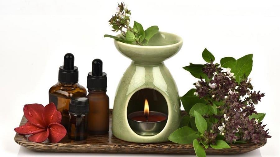 Ароматерапия или целебное действие запаха