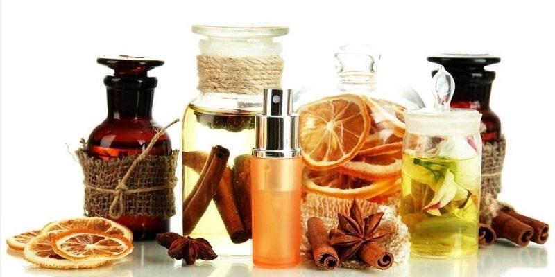 Ароматерапия или целебное действие запаха.